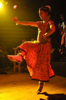 Dancer in Istanbul