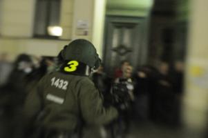 1. Mai 2009 in Kreuzberg